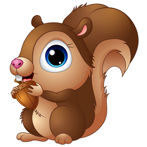 vjeverice